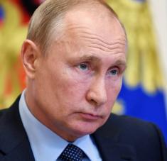 Rusia es uno de los pocos países del mundo que pudo organizar la producción de medicación efectiva contra el coronavirus, dijo el líder ruso. Foto: Reuters.