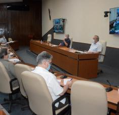 La Habana es, este martes, la única provincia del país que no ha pasado a la fase uno de la etapa de recuperación de la COVID-19. En ella permanecen ingresados un total de 102 casos activos confirmados del nuevo coronavirus. Foto: Estudios Revolución.