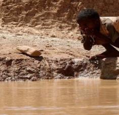 """Naciones Unidas y el Gobierno somalí expresan """"profunda preocupación"""" ante las condiciones actuales de la nación. Foto: EFE"""