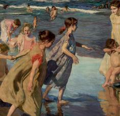 Verano, 1904. 149 x 252 cm.