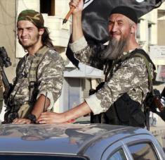 """Los terroristas, según el medio ruso, asesinan y secuestran a los civiles en Al-Hasaka, donde también obligan a los residentes a pagarles """"impuestos""""."""