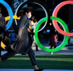 La epidemia del Coronavirus ha alterado el orden Mundial y forzó el aplazamiento de los Juegos Olímpicos de Tokio al verano del 2021. Foto: Getty