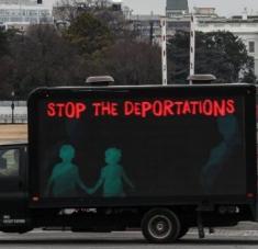 La reforma migratoria es una de las bazas de campaña electoral más importantes del presidente Joe Biden. Foto: Twitter: Center for Global Development