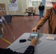 El padrón electoral prevé la participación de 20 millones 710.421 personas que deberán elegir a 277 parlamentarios. Foto: Xinhua