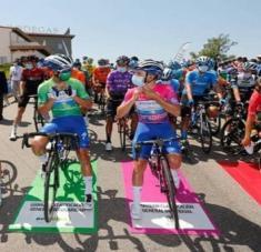 La Vuelta a Burgos tiene un recorrido total de 796 Kilómetros y cinco etapas. | Foto: Twitter @VueltaABurgos