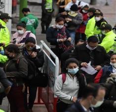 La región brasileña más afectada por la pandemia es el estado de Sao Paulo con 4.466 casos y 260 muertes. Foto: Xinhua