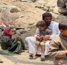 La ONU predijo que 400.000 menores podrían morir el próximo año a causa del hambre por la falta de apoyo monetario. Foto: PMA