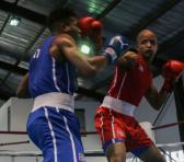 Los 69 kg con la presencia de Roniel Iglesias y Kevin Brown, es una de las divisiones de mayor rivalidad. Foto: Roberto Morejón