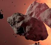 237 El objeto pasó muy cerca de nuestro planeta, a menos de 3.000 kilómetros de distancia.