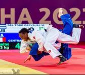Maylin ha sido la de mejor rendimiento por la comitiva cubana hasta ahora. Fotos: www.judoinside.com