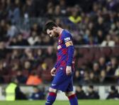 El delantero argentino vive uno de los momentos más convulsos de su carrera deportiva.