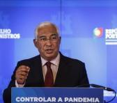 """El titular portugués advirtió que """"tenemos que clasificar la evolución de la pandemia en nuestro país como una evolución grave"""". Foto: EFE"""
