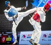 Alba gana más de tres de cada cuatro pleitos en la palestra Internacional, según estadísticas de worldtaekwondo.org.