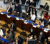 Las medidas vulneran las reglas esenciales y constitucionales que nos rigen desde los Acuerdos de Paz, indicó el FMLN. Foto: Xinhua