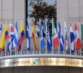 La actividad fue dirigida por la secretaria general Iberoamericana, Rebeca Grynspan, quien destacó los alcances en varias áreas de cooperación. Foto: Segib