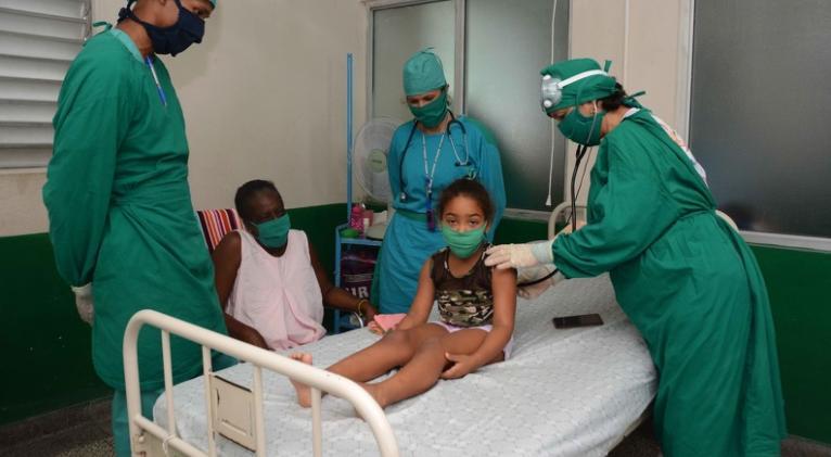 Aumentan presencia de COVID-19 en niños y adultos menores de 60 años en Camagüey