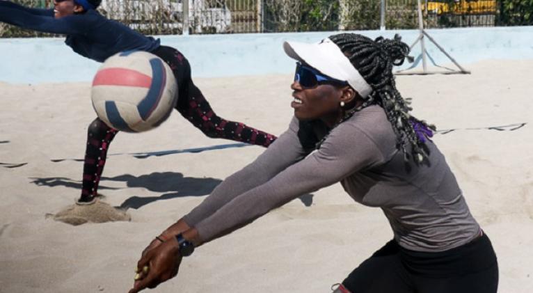 Cubanas a Circuito Mundial de Voleibol de Playa