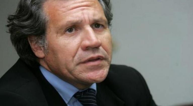 Secretario de la OEA, Luis Almagro