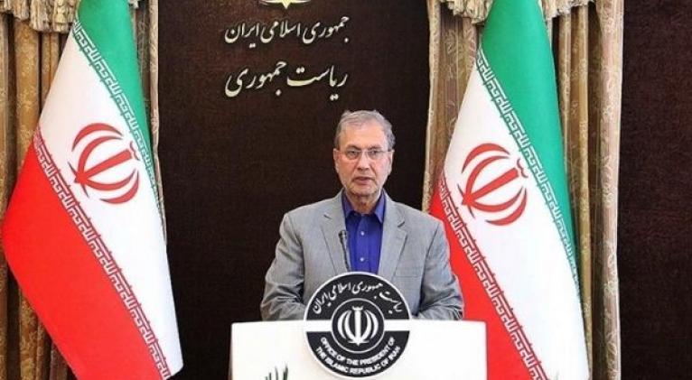 El canciller iraní, Ali Rabiee reiteró la disposición de su Gobierno a exigir el cumplimiento del llamado Acuerdo Nuclear y el fin de sanciones por parte de EE.UU. Foto: TRT