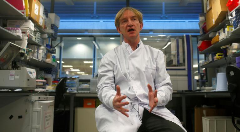 La vacuna británica es ahora uno de los principales candidatos en la carrera mundial para proporcionar protección contra el coronavirus a nivel mundial. Foto: Reuters
