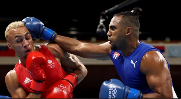 Arlen transitó por todo el torneo hasta el cetro con una efectividad indiscutible. Foto: Olympics.com