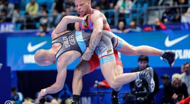 Ismael Borrero tiene enormes perspectivas de obtener su segundo cetro olímpico en Tokio.