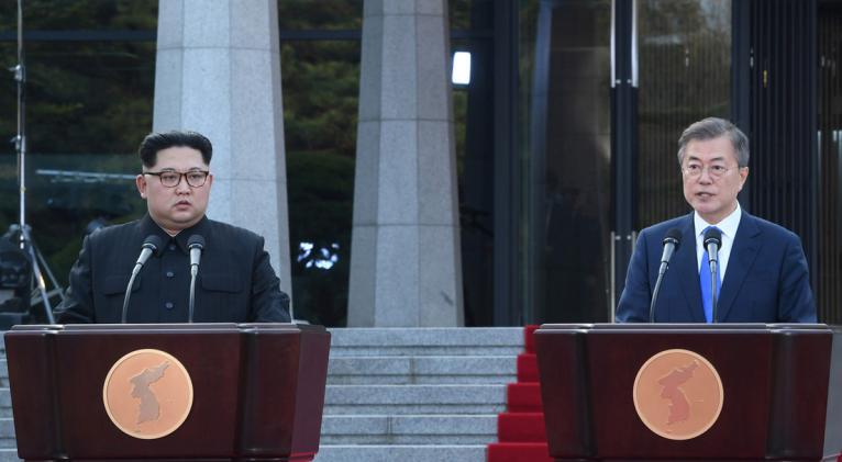 """Desde la oficina del presidente surcoreano exigieron """"adoptar medidas rápidamente para aumentar aún más"""" la vigilancia en el mar Amarillo para evitar que un incidente como este vuelva a ocurrir. Foto: Reuters"""
