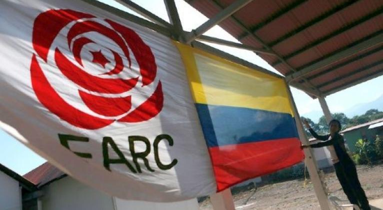 Los pobladores del Etcr ubicado en Ituango, denunciaron los riesgos que enfrentan sus vidas debido a la falta de voluntad del Gobierno colombiano para cumplir los Acuerdos de Paz. Foto: Reuters