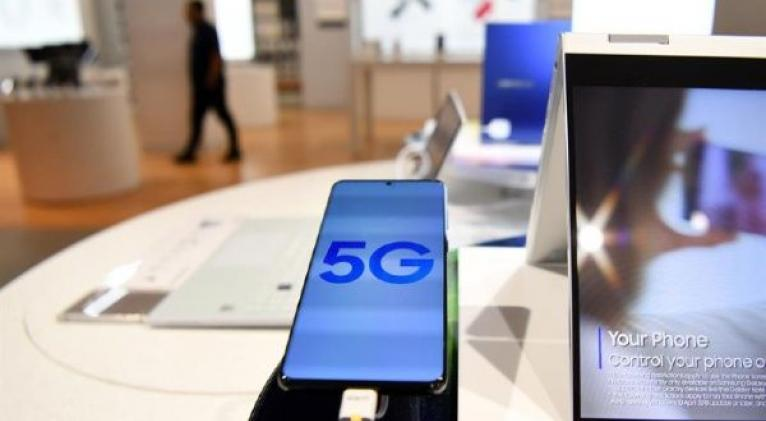 Mientras China ya tiene instaladas redes autónomas 5G, Estados Unidos estaría a años de poder disfrutar de esa tecnología, según expertos. Foto: EFE
