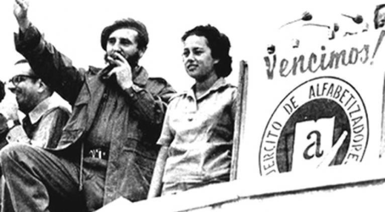 Campaña de Alfabetización: «Cuba escribió una página épica» | Cuba Si