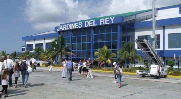 Cayo Cococ aeropuerto