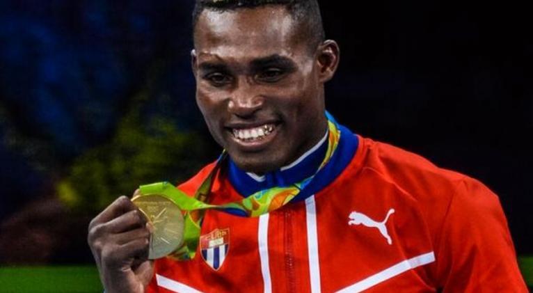 Lo mejor del boxeo está dentro de Cuba, afirma camagüeyano Julio César La Cruz