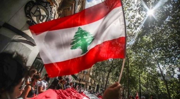 El estado de emergencia decretado en Líbano está relacionado con la crisis que atraviesa el país por los efectos de la pandemia de la Covid-19, las explosiones en Beirut y las crecientes protestas que ya provocaron la renuncia de un Gobierno. Foto: EFE