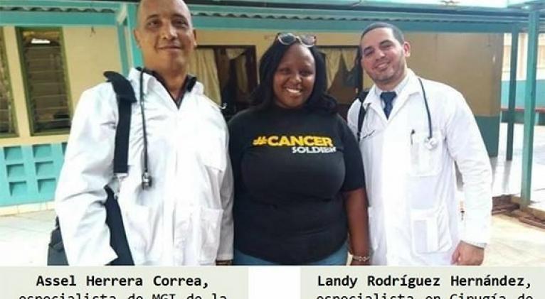 Continúa esfuerzo por retorno de médicos cubanos secuestrados en Kenia