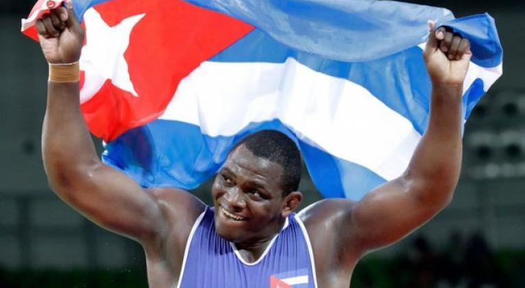 Mijaín, nuestro abanderado por cuarta ocasión a Juegos Olímpicos, está enfocado en lograr una hazaña sin precedentes con su cuarto cetro.