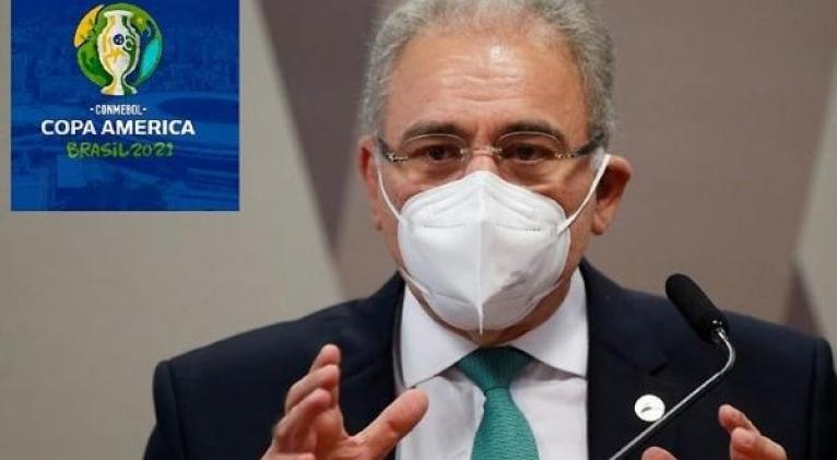 El actual Ministro de Salud ha guardado total silencio con respecto al tratamiento de Bolsonaro a la pandemia. Foto: Prensa Latina