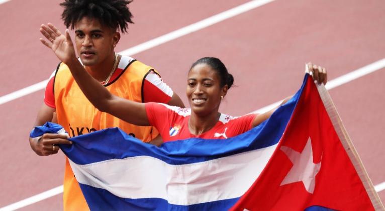 Aumenta Omara Durand su botín dorado en Juegos Paralímpicos de Tokio
