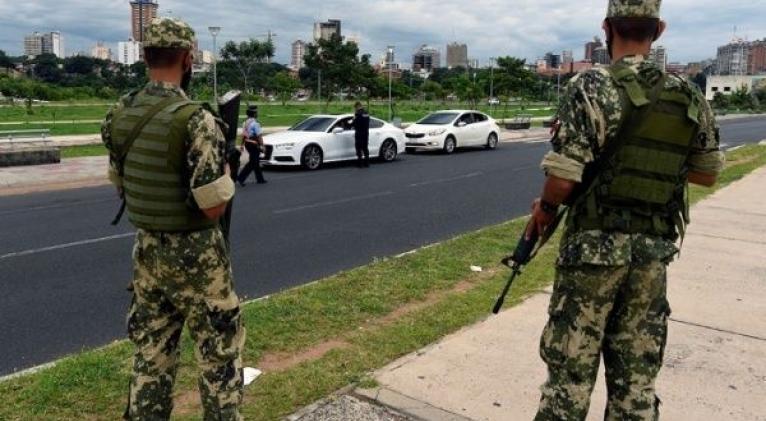 La policía paraguaya ha destacado que es importante la inmediatez de la denuncia por desaparición. Foto: Télam