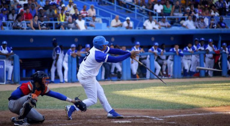 Samón es un bateador que redondeará el line-up agramontino para la Serie 60.