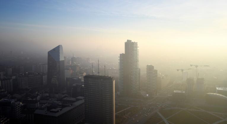 Los expertos advierten que la disminución podría ser de corta duración y no sería suficiente para detener el calentamiento global. Foto: Reuters.
