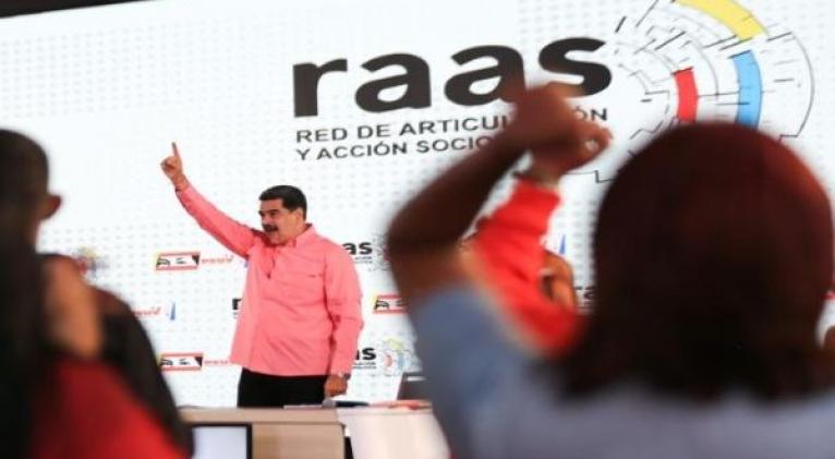 El jefe de Estado significó la resistencia del pueblo en defensa de su independencia y soberanía. Foto: Twitter @PresidencialVE