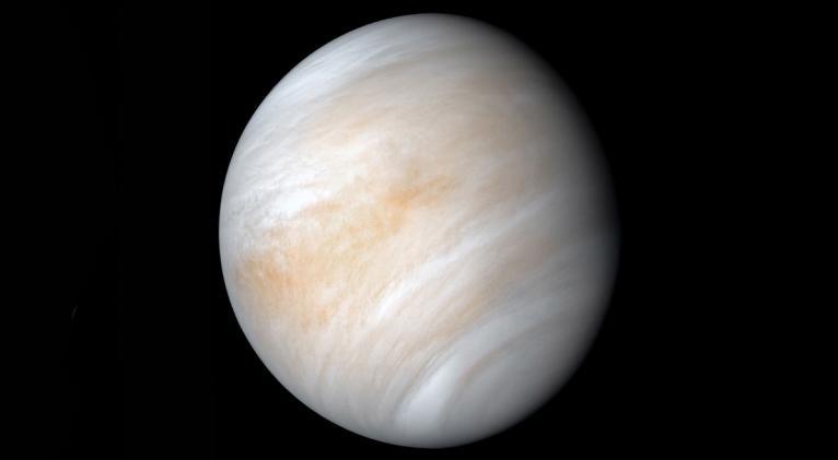 """""""Venus es nuestro planeta hermano y, sin embargo, estas propiedades fundamentales seguían siendo desconocidas"""", declaró el director de la investigación. Foto: NASA / JPL-Caltech"""