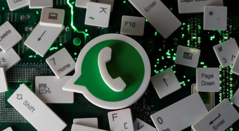 Si en el transcurso de 120 días el usuario no acepta la nueva política, la plataforma eliminará la cuenta y se perderán todos los chats, archivos y registros de llamadas. Foto: Reuters.