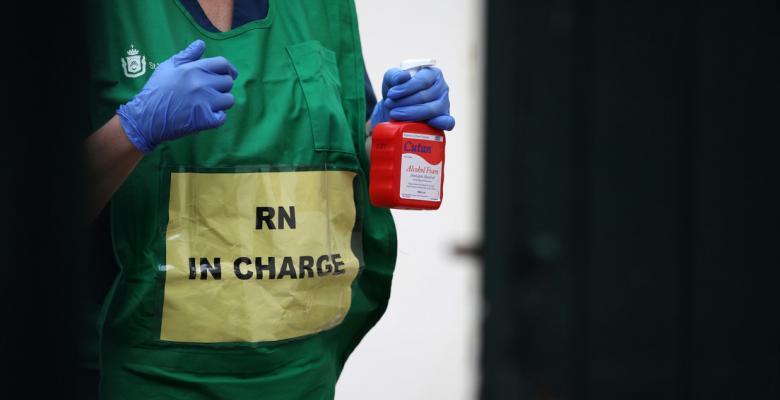 El medicamento también ha mostrado ser eficaz 'in vitro' contra los virus VIH, el dengue y el zika. Foto: Reuters.