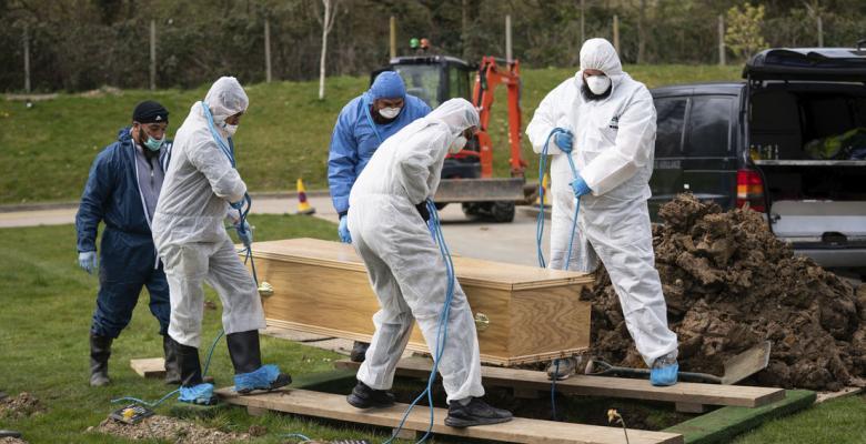 Murió un nene de cinco años en el Reino Unido — Coronavirus