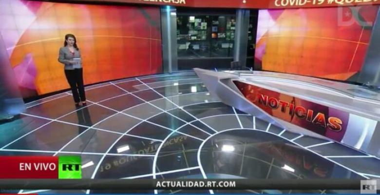 RT en Español comenzará el lunes las transmisiones en Cuba