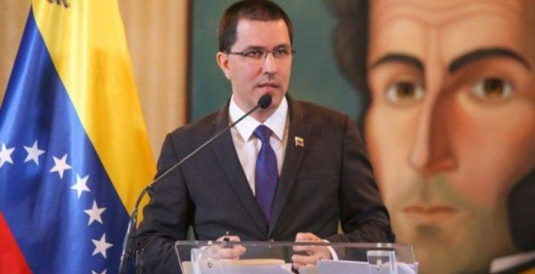 Arreaza rechaza nuevas sanciones de EE.UU. a compañías venezolanas